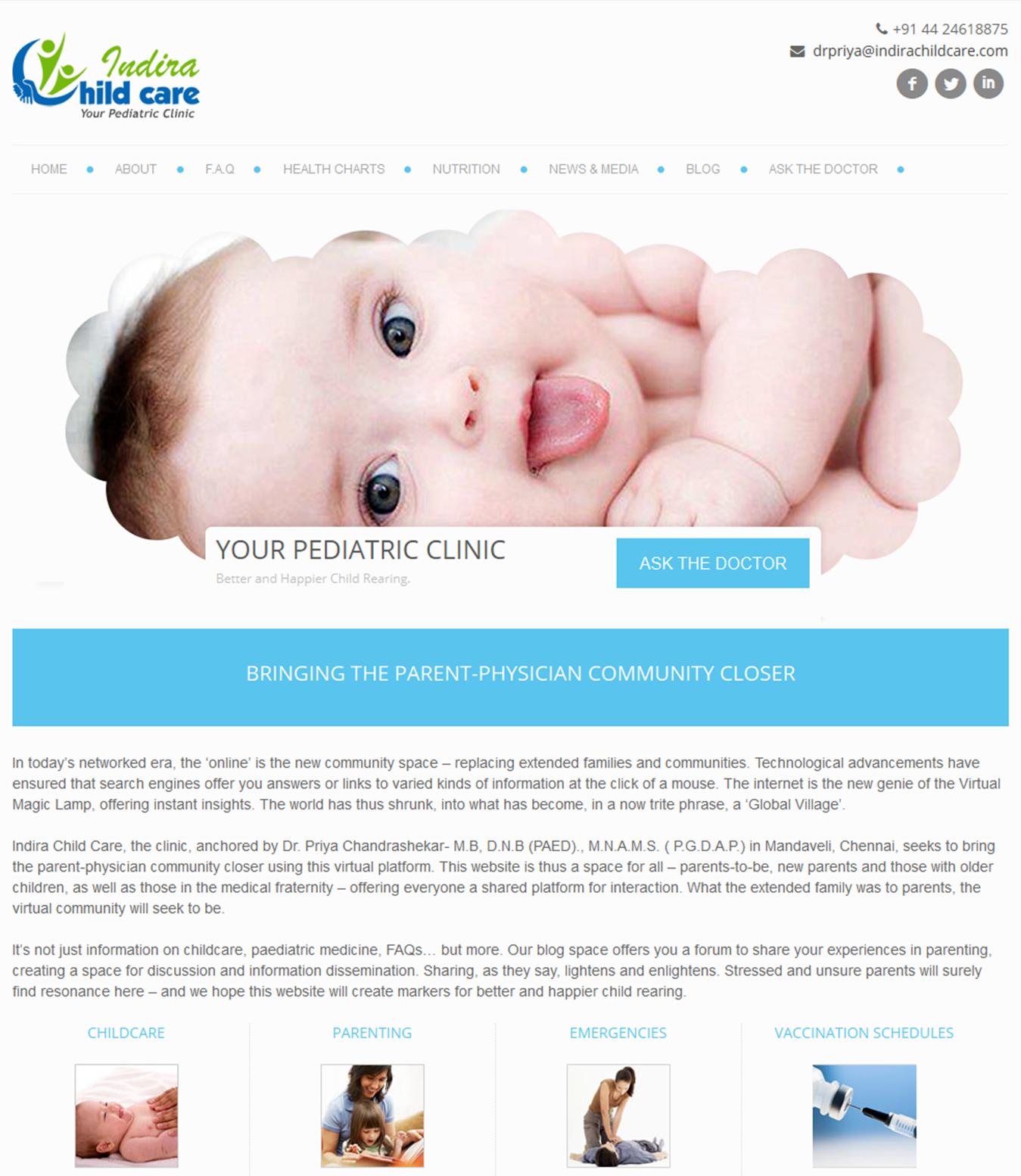 Indira Child Care